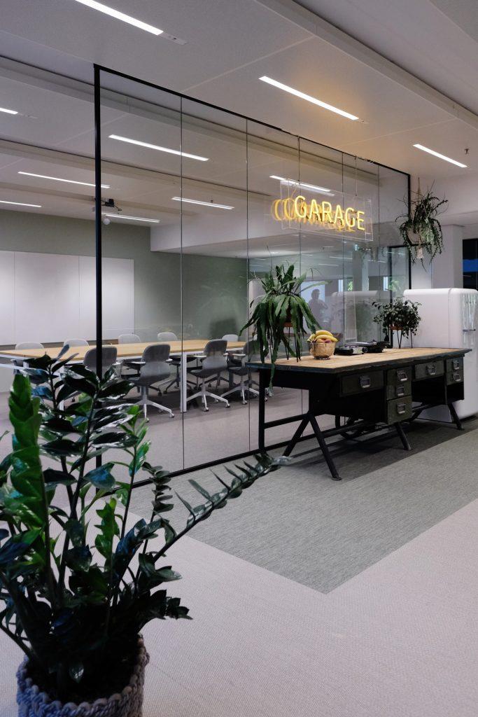 Digitale Garage